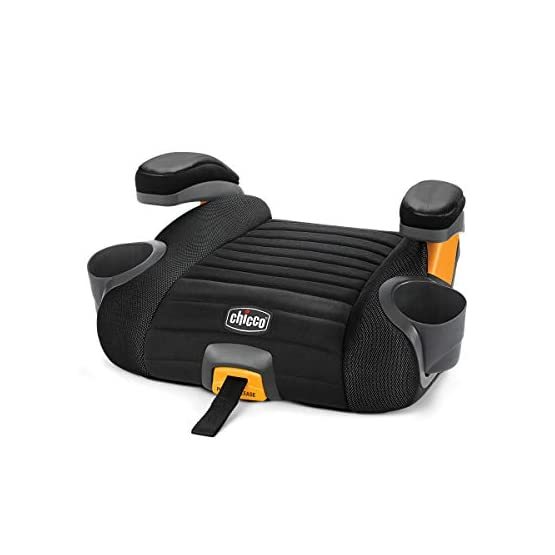 GoFit Plus Backless Booster Car Seat – Iron