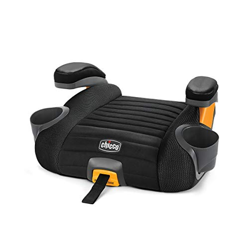 Chicco GoFit Plus Backless Booster Car Seat  Iron