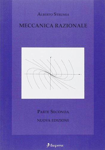 Meccanica razionale: 2