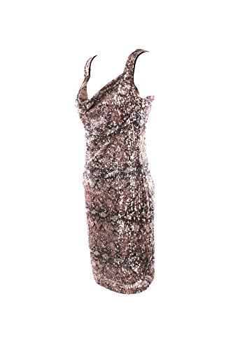 Guess W0GK9K Vestidos Mujer Argento-rosa M