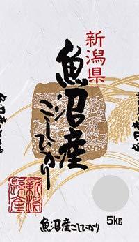 米 お米 10kg 魚沼産コシヒカリ 令和元年産 (5kg×2袋) 送料無料