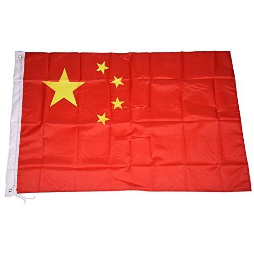REFURBISHHOUSE Republik China-Flagge 5ft x 3ft