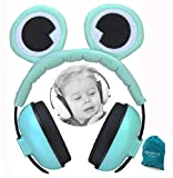 PORMUCAL Baby Ear Protection for Babies for 3 Months to 2+ Years Noise...