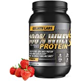 Goliath LabsWhey Protein (10 lbs, Strawberry)