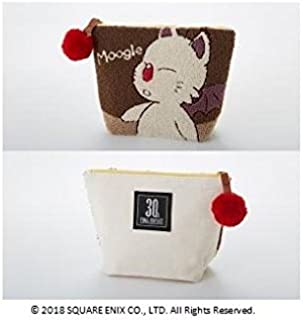 Final Fantasy Moogle Sagara embroidery pouch
