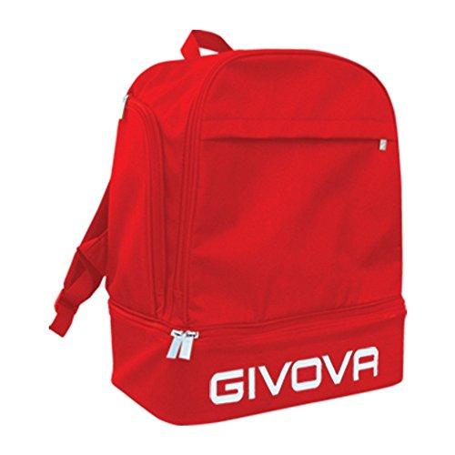 Givova, mochila givova sport, rojo, UNICA