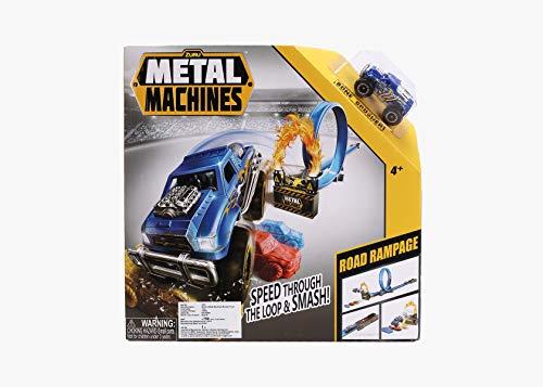 Marca Blanca Metal Machine Rampage