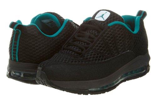 Jordan Comfort Max 12 Men's Basketball Shoes - Black/Fresh Water/Midnight Fog (11.5)
