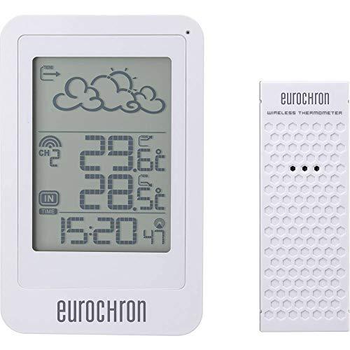 Station météo radiopilotée numérique Eurochron EFWS 310i EFWS 310i