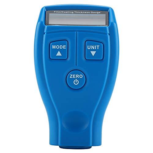 Wifehelper GM200A Rivestimento Misuratore di Spessore ad Alta Precisione LCD Digital Automotive Vernice Auto Tester per l'Industria Manifatturiera