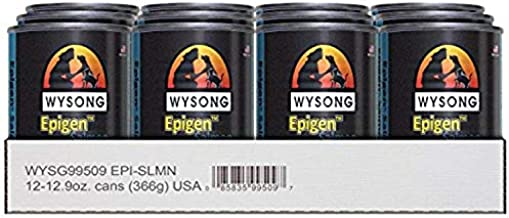 Wysong Epigen Salmon Canine/Feline Canned Formula Dog/Cat/Ferret Food, Twelve- 12.9 Ounce Cans