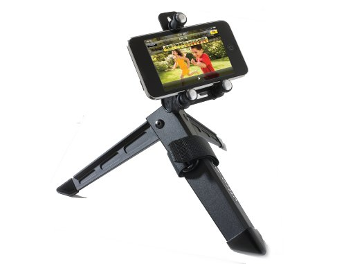 Pedco CellPod Adapter Secures Smartphones to Tripod or Photo Mount