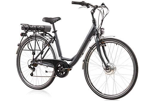tretwerk DIREKT gute Räder Cloud 1.0 28 Zoll E-Bike Damen Citybike, Damen-Fahrrad 7 Gang Kettenschaltung