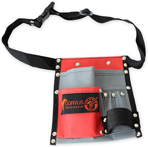 Werkzeuggürtel Textil 01 Corvus 600340