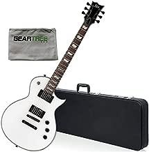 ESP LEC256SW LTD EC 256 SW Electric Guitar w/Cleaning Cloth and Hard Case