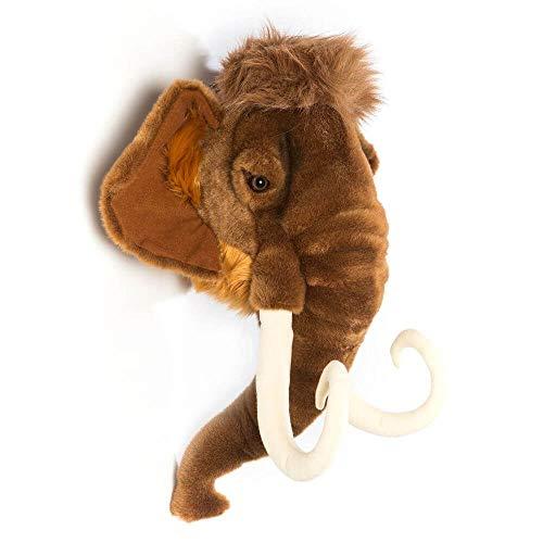 Trophée peluche Mammouth Arthur - Wild and Soft