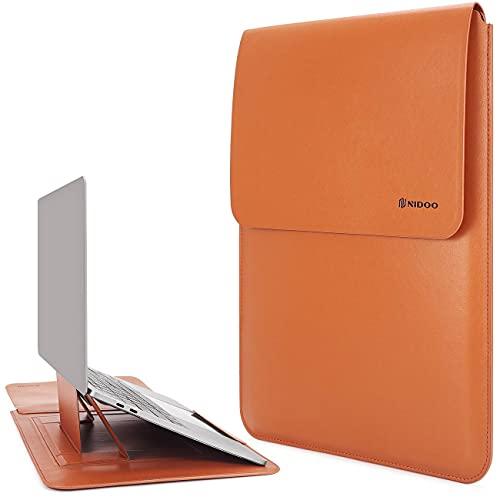 NIDOO Laptop Hülle Notebook Sleeve Case Schutzhülle Tasche für 13 MacBook Air Pro M1 / 12.9 alt iPad Pro 2016 2017 / 13 Galaxy Chromebook 2 / 13 Galaxy Book S / Dell XPS 13 / 13.9 MateBook X Pro
