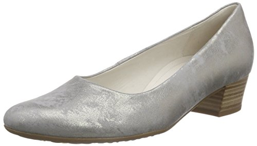 Gabor Shoes 42.200 Damen Pumps, Beige (93 taupe), 39 EU