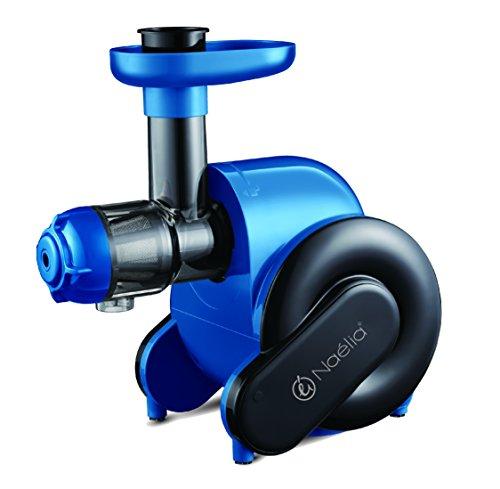 Naelia FPR-55801-NAE - Procesador de alimentos, 150 W, color azul