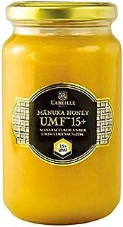 L'ABEILLE ラベイユ はちみつ 蜂蜜 ニュージーランド マヌカUMF15 ACTIVE MANUKA UMF+15 950g