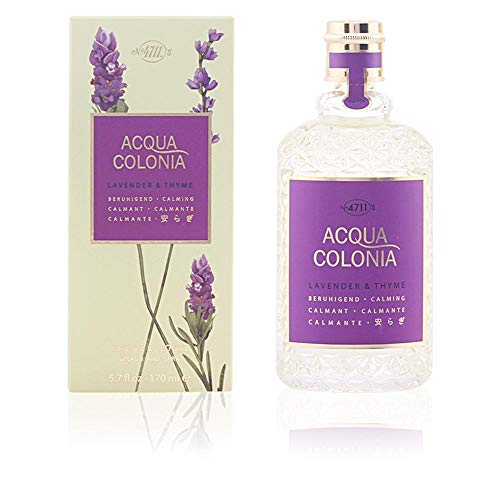 4711 - ACQUA COLONIA Lavender & Thyme edc vapo 170 ml