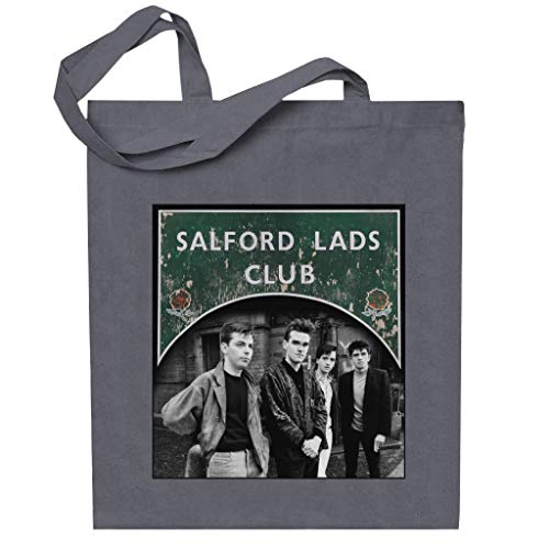 The Smiths Salford Lads Club Sign Totebag
