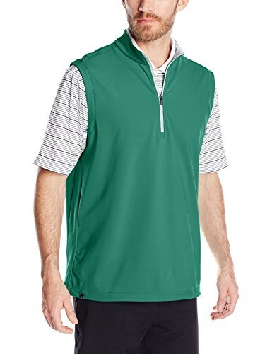 adidas Golf Mens Golf Climacool Competition Vest Ray BlueMineral Blue X Large