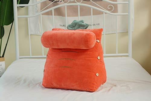 Waschen Bett Großen Rücken Dreieck Kissen Bett Kissen Fenster Taille Lehnen Niedlichen Schlafzimmer Einstellung Rücken Kissen (45 * 45 cm),D