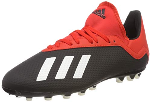 Adidas X 18.3, Botas de fútbol Unisex Adulto, Multicolor (Multicolor 000), 38 2/3 EU
