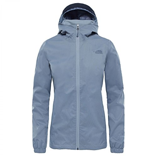 The North Face W Quest Jacket Chaqueta, Mujer, Gris, XS
