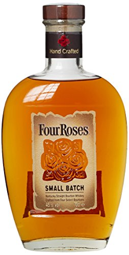 Four Roses Small Batch Bourbon  Whisky (1 x 0.7 l)