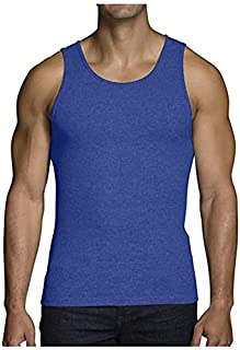 Fruit Of The Loom mens Assorted A-shirts Base Layer Top (pack of 5)