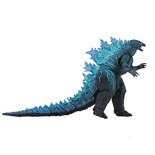 Action Figure Godzilla Nuclear Energy Jet Edizione 2019 Film Versione Animata Carattere di Modello SHF Giocattoli per Bambini Decorazioni Godzilla Mostro Decoration 18CM