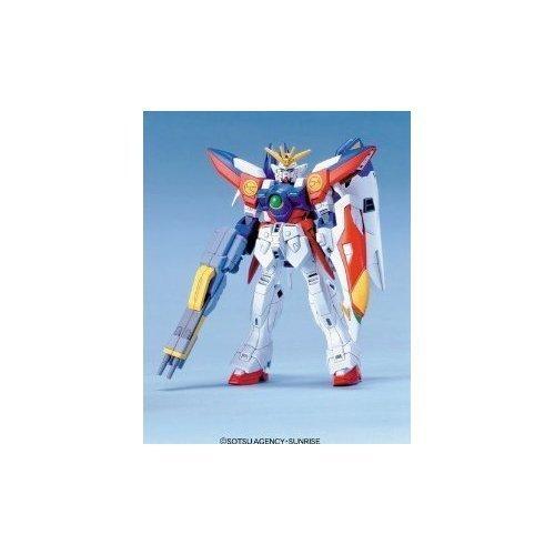 Gundam W Gundam Wing 0 Zero GUNPLA HG High Grade 1/144