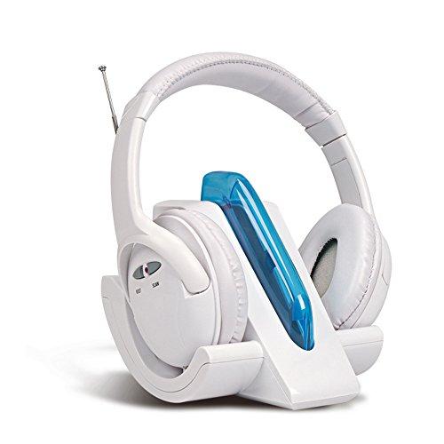 Auricular inalámbrico WR03 Blanco