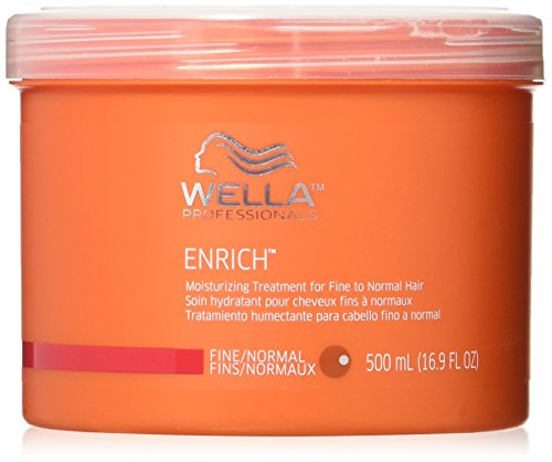 WELLA Enrich Moisturizing Treatment for Fine to Normal Hair 16.9oz