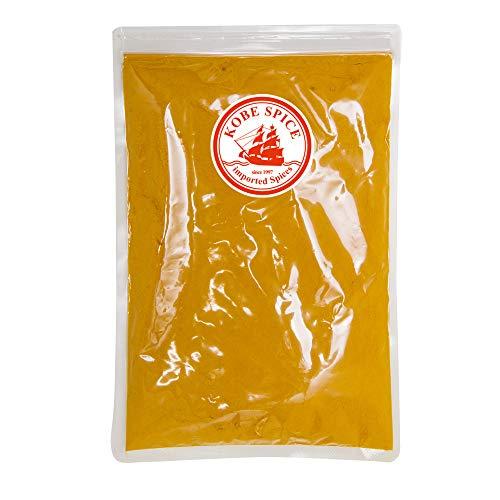 神戸スパイス ターメリックパウダー 250g Turmeric Powder ターメリック ウコン 粉末 スパイス 香辛料 業務用
