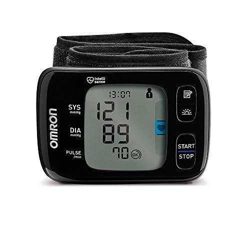 Monitor de Pressão Arterial de Pulso com Bluetooth Connect HEM-6232T, Omron
