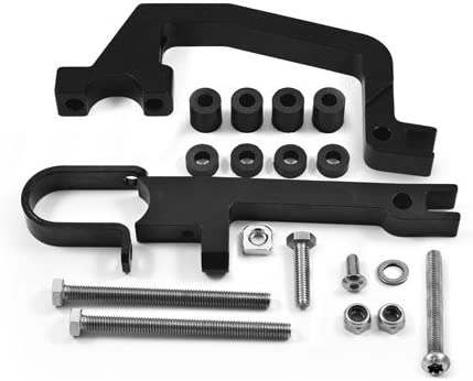 PowerMadd 34454 Handguards Shipping Special price for a limited time included Black