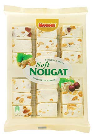 Peanuts & Fruit - Soft Nougat 180g