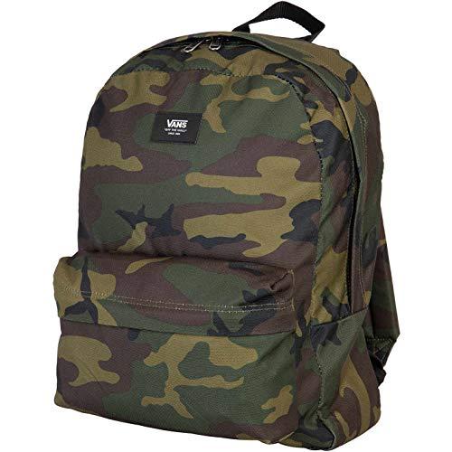 Vans Old Skool III Backpack Green camouflage One Size