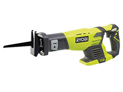 Ryobi RRS1801M ONE+ Reciprocating Saw, 18 V (Body Only)