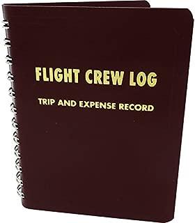 Flight Crew Expense Log Book (Little Red Book)
