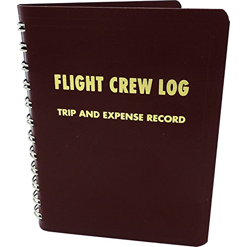 Flight Crew Expense Log Book (Little Red Book)