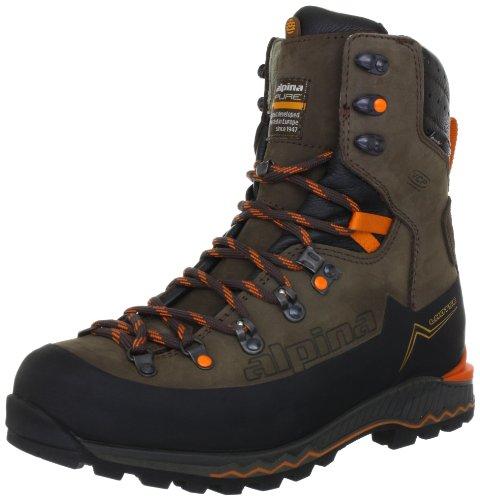 alpina Herren 680183 Trekking- & Wanderstiefel, Braun (braun), 40 2/3