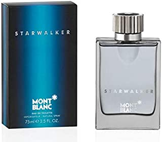 Mont Blanc Perfume  - Starwalker by Mont Blanc - perfume for men - Eau de Toilette, 75ml