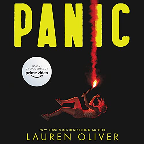 Panic Audiobook By Lauren Oliver cover art