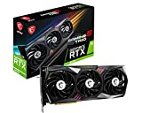 MSI GeForce RTX 3070 Gaming Z Trio 8G LHR - Tarjeta Grafica Gaming