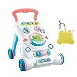 Otherway Ríe Y Aprende Andador Bebé Primeros Pasos, Andador De Actividades para Bebés con Música Y Luces, Caminador Multiactividades con Freno Y Manija Cómodo, Regalo para Bebés +6 Meses