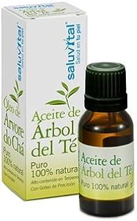 Saluvital aceite de Arbol del Té, 30ml.